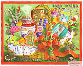 Ingrid, CHRISTMAS SYMBOLS, WEIHNACHTEN SYMBOLE, NAVIDAD SÍMBOLOS, paintings+++++,USISMC20S,#XX# vintage