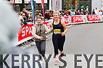 Maeve Horgan, 1570 who took part in the 2015 Kerry's Eye Tralee International Marathon Tralee on Sunday.
