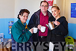 "Sampling the Coffee prior to the Coffee/Tea Morning to be held at ""The Gateway Cafe"" ( The Western Inn). <br /> Ann & Benny McCarthy from Duagh and Heather Setterfield."