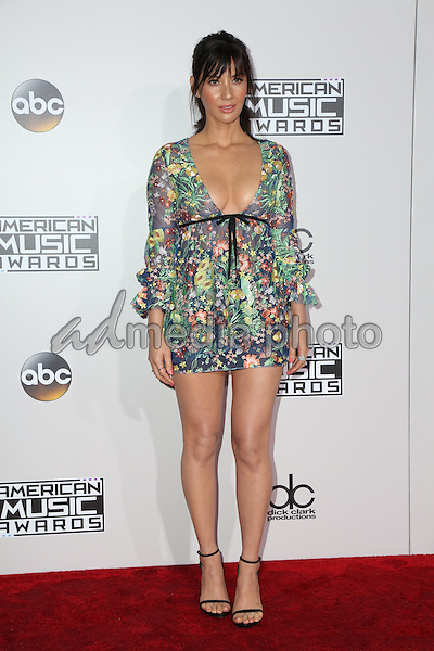 20 November 2016 - Los Angeles, California - Olivia Munn. 2016 American Music Awards held at Microsoft Theater. Photo Credit: PMA/AdMedia