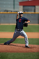 Adam Plutko - Cleveland Indians 2016 spring training (Bill Mitchell)