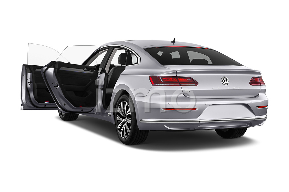 Car images of 2018 Volkswagen Arteon Elegance 5 Door Hatchback Doors