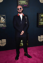 MIAMI, FL - FEBRUARY 20: J Balvin poses backstage during Univision's Premio Lo Nuestro 2020 at AmericanAirlines Arena on February 20, 2020 in Miami, Florida.  ( Photo by Johnny Louis / jlnphotography.com )