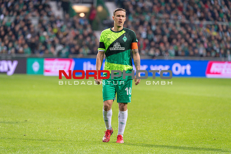 10.02.2019, Weser Stadion, Bremen, GER, 1.FBL, Werder Bremen vs FC Augsburg, <br /> <br /> DFL REGULATIONS PROHIBIT ANY USE OF PHOTOGRAPHS AS IMAGE SEQUENCES AND/OR QUASI-VIDEO.<br /> <br />  im Bild<br /> <br /> Max Kruse (Werder Bremen #10)<br /> <br /> <br /> Foto © nordphoto / Kokenge