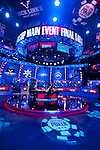 WSOP Main Event Final Table Three Handed