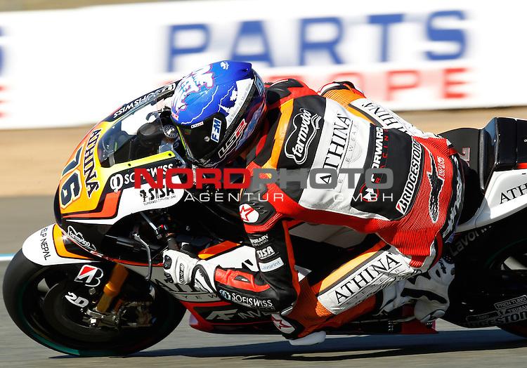 Monster Energy Grand Prix de France in Le Mans 14.-17.05.2015, Free Practice<br /> <br /> 76  Loris Baz / Frankreich<br /> <br /> Foto &copy; nordphoto / FSA