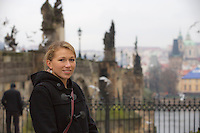 2012-12-18 Michaella Krajicek in Prague