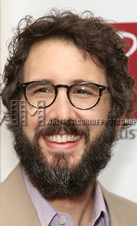 Josh Groban attends The New Dramatists' 68th Annual Spring Luncheon at the Marriott Marquis on May 16, 2017 in New York City.