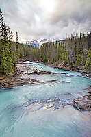 Kicking Horse River, Yoho National Park, British Columbia, Canada