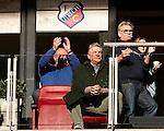 Nederland, Utrecht, 2 december  2012.Eredivisie.Seizoen 2012-2013.FC Utrecht-AZ.Frans van Seumeren is een Nederlands ondernemer, die sinds april 2008 eigenaar is van betaaldvoetbalclub FC Utrecht.