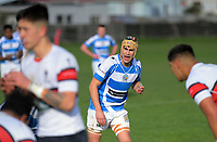 Action from the Transit Coachlines Top 4 Wellington 1st XV secondary schools rugby union match between Scots College and St Patricks College Silverstream at Scots College in Wellington, New Zealand on Saturday, 4 July 2020. Photo: Dave Lintott / lintottphoto.co.nz