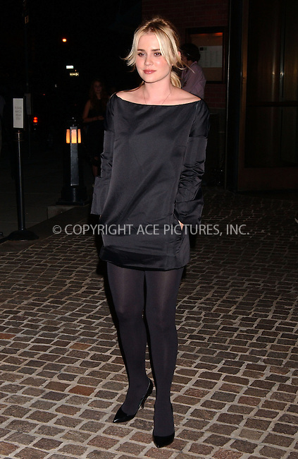 WWW.ACEPIXS.COM . . . . . ....October 6 2007, New York City....Actress Alison Lohman arriving at a screening of 'Things we lost in the Fire' presented by The Cinema Society at the Tribeca Grand Hotel....Please byline: KRISTIN CALLAHAN - ACEPIXS.COM.. . . . . . ..Ace Pictures, Inc:  ..(646) 769 0430..e-mail: info@acepixs.com..web: http://www.acepixs.com