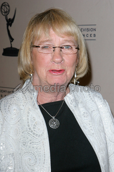 Kathryn Joosten arrives at the The Academy of Television Arts Sciences Hall Fame Ceremony