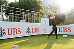 Golfers in action during the Pro-Am ahead the UBS Hong Kong Open golf tournament at the Fanling golf course on 21 October 2015 in Hong Kong, China. Photo by Victor Fraile / Power Sport Images