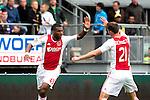 Nederland, Den Haag, 23 september  2012.Seizoen 2012/2013.Eredivisie.Ado Den Haag-Ajax.Ryan Babel van Ajax juicht na het scoren van de 1-1