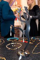 Kamila Dmowska Holiday Trunk Show on Dec. 6, 2015 (Photo by Alex Akamine/Guest of a Guest)