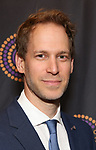 David Korins attends The 69th Annual Outer Critics Circle Awards Dinner at Sardi's on May 23, 2019 in New York City.