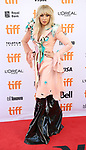 Lady Gaga attends the 'Gaga: Five Foot Two' Premiere during the 2017 Toronto International Film Festival at Princess of Wales Theatre on September 8, 2017 in Toronto, Canada.