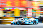 Keita Sawa races the Macau GT Cup during the 61st Macau Grand Prix on November 16, 2014 at Macau street circuit in Macau, China. Photo by Aitor Alcalde / Power Sport Images