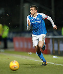 Joe Shaughnessy, St Johnstone