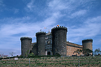 Italy ,Campania ,Naples,Napoli,Castel Novo