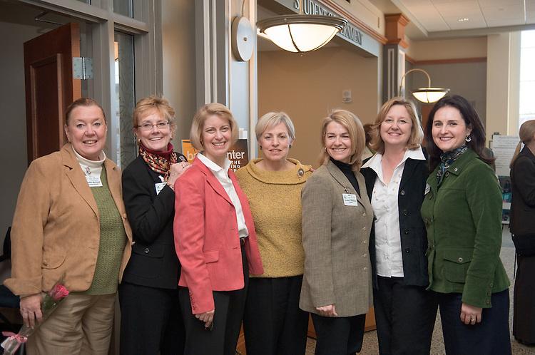 Baker Center Dedication..Women in Philanthropy Dedication