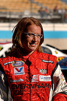 Nov 12, 2005; Phoenix, Ariz, USA;  Nascar Busch Series driver Erin Crocker during the Arizona 200 at Phoenix International Raceway. Mandatory Credit: Photo By Mark J. Rebilas