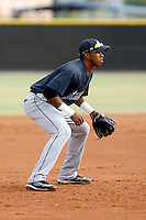 Mario Martinez - Seattle Mariners 2009 Instructional League .Photo by:  Bill Mitchell/Four Seam Images..