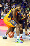 2013-10-13-FC Barcelona vs Valencia Basket Club: 76-75.