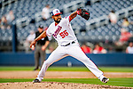 26 February 2019: Washington Nationals pitcher Ronald Pena on the mound during a Spring Training game against the St. Louis Cardinals at the Ballpark of the Palm Beaches in West Palm Beach, Florida. The Nationals fell to the visiting Cardinals 6-1 in Grapefruit League play. Mandatory Credit: Ed Wolfstein Photo *** RAW (NEF) Image File Available ***
