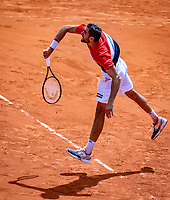 Paris, France, 31 May, 2018, Tennis, French Open, Roland Garros, Marin Cilic (CRO)<br /> Photo: Henk Koster/tennisimages.com