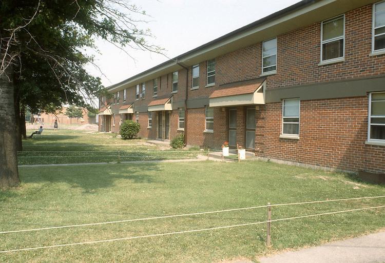 1988 June ..Assisted Housing..Bowling Green...CAPTION...NEG#.NRHA#..