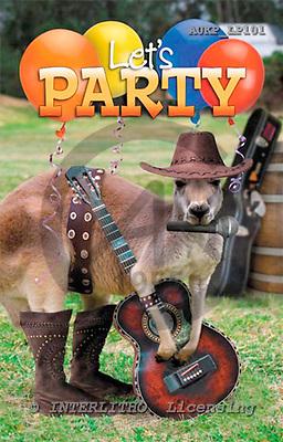 Samantha, ANIMALS,  photos,+kangaroo,++++,AUKPLP101,#A# Humor, lustig, divertido