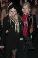 ALEXANDRA AND THEODORA RICHARDS 2006<br /> Photo By John Barrett/PHOTOlink.net