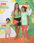 Melanie Brown attends The 24th Annual Kids' Choice Awards held at USC's Galen Center in Los Angeles, California on April 02,2011                                                                               © 2010 DVS / Hollywood Press Agency