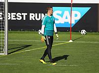 Torwart Manuel Neuer (Deutschland Germany) - 25.05.2018: Training der Deutschen Nationalmannschaft zur WM-Vorbereitung in der Sportzone Rungg in Eppan/Südtirol