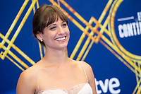 """Actress Michelle Jenner attends to presentation of """"El Continental"""" during FestVal in Vitoria, Spain. September 03, 2018. (ALTERPHOTOS/Borja B.Hojas) /NortePhoto.com NORTEPHOTOMEXICO"""