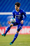 Ulsan Hyundai Defender Kim Changsoo in action during their AFC Champions League 2017 Playoff Stage match between Ulsan Hyundai FC (KOR) vs Kitchee SC (HKG) at the Ulsan Munsu Football Stadium on 07 February 2017 in Ulsan, South Korea. Photo by Chung Yan Man / Power Sport Images