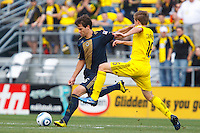 Columbus Crew vs Philadelphia Union October 24 2010