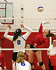 Coquille-Catlin Gabel Volleyball Playoffs