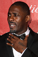 PALM SPRINGS, CA - JANUARY 04: Idris Elba arriving at the 25th Annual Palm Springs International Film Festival Awards Gala held at Palm Springs Convention Center on January 4, 2014 in Palm Springs, California. (Photo by Xavier Collin/Celebrity Monitor)