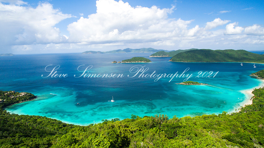 Cinnamon Bay <br /> Virgin Islands National Park<br /> St. John<br /> US Virgin Islands