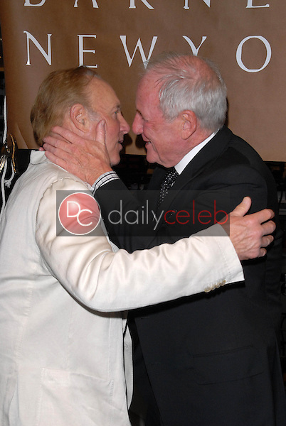 """James Caan and Jerry Weintraub<br /> at a celebration of Jerry Weintraub's New Book """"When I Stop Talking You'll Know I'm Dead,"""" Barney's New  York, Beverly Hills, CA. 05-18-10<br /> David Edwards/Dailyceleb.com 818-249-4998"""