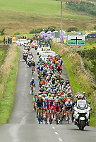 Picture by Allan McKenzie/SWpix.com - 04/09/2017 - Cycling - OVO Energy Tour of Britain - Stage 2 Kielder Water to Blyth - peloton.