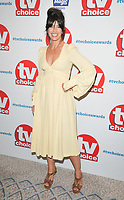 Caroline Catz at the TV Choice Awards 2018, The Dorchester Hotel, Park Lane, London, England, UK, on Monday 10 September 2018.<br /> CAP/CAN<br /> &copy;CAN/Capital Pictures