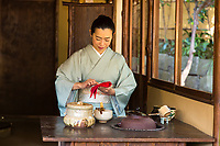 Happo-en Tea ceremony