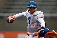 Boise State Football 2009 Spring Scrimmage 2