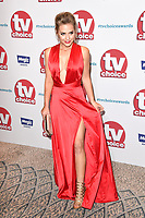 Stephanie Wearing<br /> arriving for the TV Choice Awards 2017 at The Dorchester Hotel, London. <br /> <br /> <br /> &copy;Ash Knotek  D3303  04/09/2017