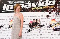 24.07.2012. Presentation at the Madrid Film Academy of the movie 'Impavido&acute;, directed by Carlos Theron and starring by Marta Torne, Selu Nieto, Nacho Vidal, Carolina Bona, Julian Villagran and Manolo Solo. In the image Carolina Bona  (Alterphotos/Marta Gonzalez) /NortePhoto.com*<br />  **CREDITO*OBLIGATORIO** *No*Venta*A*Terceros*<br /> *No*Sale*So*third* ***No*Se*Permite*Hacer Archivo***No*Sale*So*third*&Acirc;&copy;Imagenes*con derechos*de*autor&Acirc;&copy;todos*reservados*.