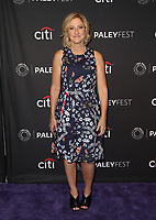 BEVERLY HILLS, CA - SEPTEMBER 11: Edie Falco at the 2017 PaleyFest Fall TV Preview:  Law &amp; Order True Crime: The Menendez Murders Screening and Panel Discussion at the Paley Center For Media in Beverly Hills, California on September 11, 2017. <br /> CAP/MPI/FS<br /> &copy;FS/MPI/Capital Pictures